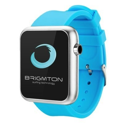 Brigmton BT3 SmartWatch BT4.0 1.44""