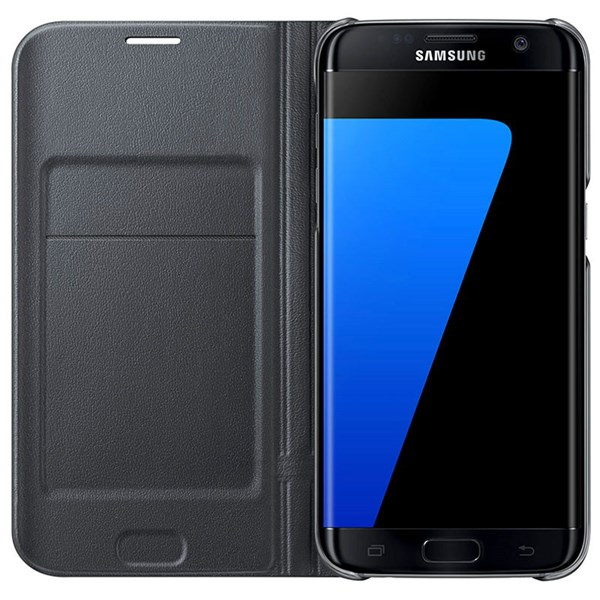 FUNDA LED CUERO ORIGINAL SAMSUNG GALAXY S7 EDGE (1)